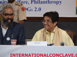 Her Excellency, Dr. Kiran Bedi - Hon'ble Lt. Governor of Puducherry