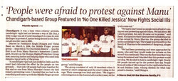 The Times of India January 13, 2011