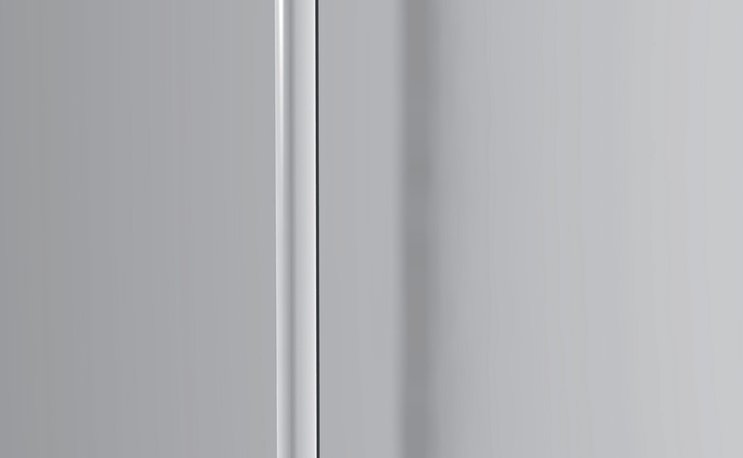 KINBARRE08 Vertical Grab bar 500mm White