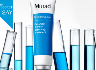 Product Test & Review: Outsmart Blemish Clarifying Treatment