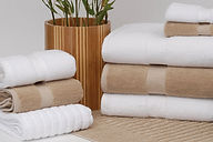 Cotton Made In Africa Bath Towels by 1888 Mills