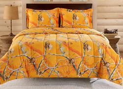 RealTree APC Bedding Orange