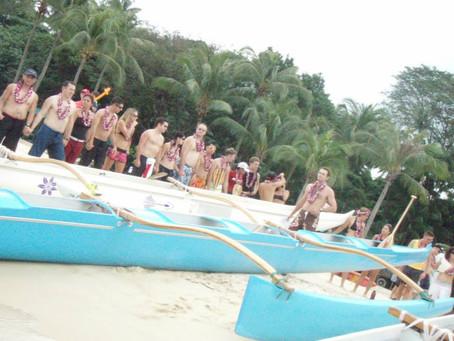 Looking Back: 2007 Inaugural Ocean Cup