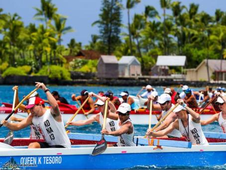 2013 Queen LiIi'Uokalani Race, Kailua HI