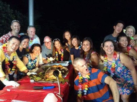 SPC's Annual Luau, 3rd Eat-ition