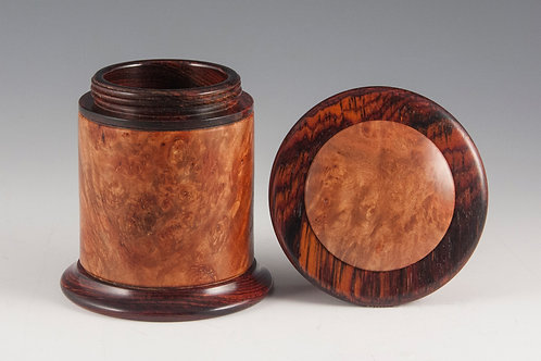 Tasmanian Rose Burl Box