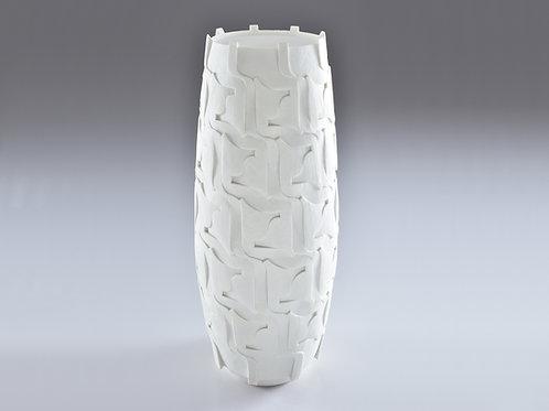 Vase with Serpentine Pattern