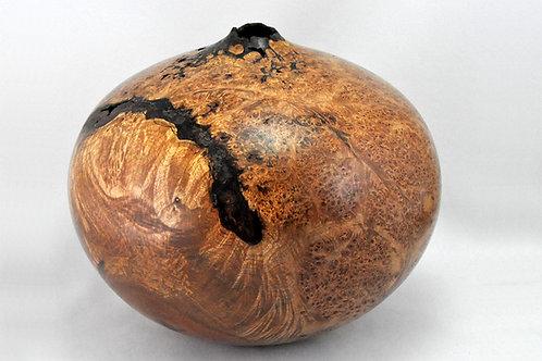 Maple Burl Vessel