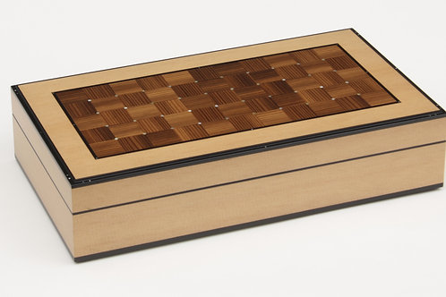 Japanese Parquetry Box