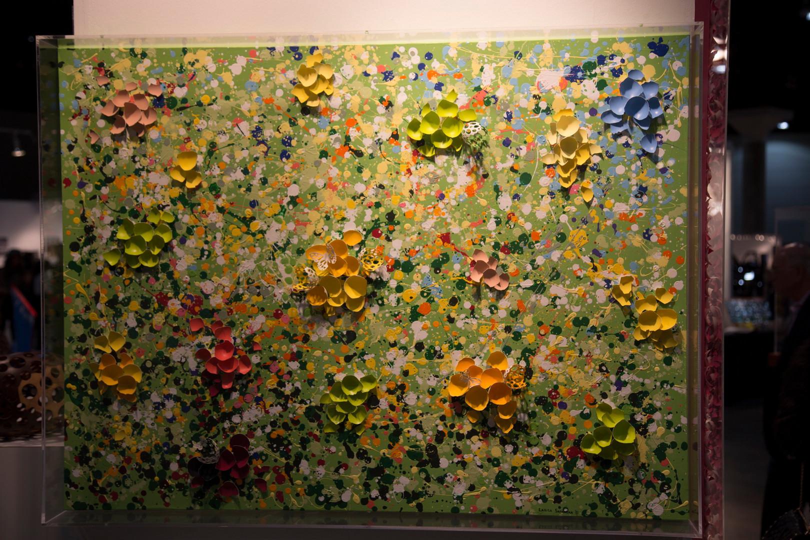 Spring at LA Art Show