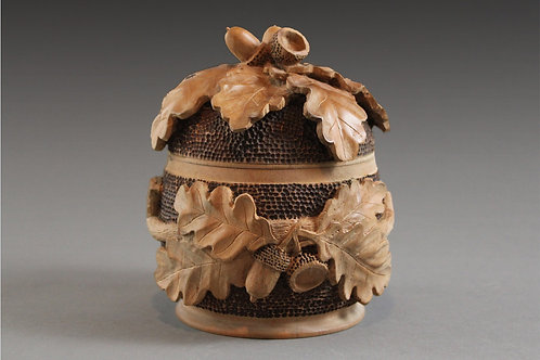 Acorn Jewelry Box