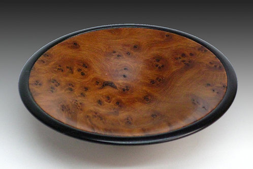 Thuya Burl Bowl