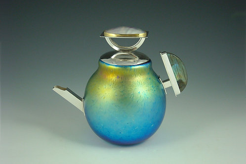 Deco Teapot