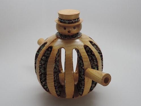 Happy Hatter Teapot