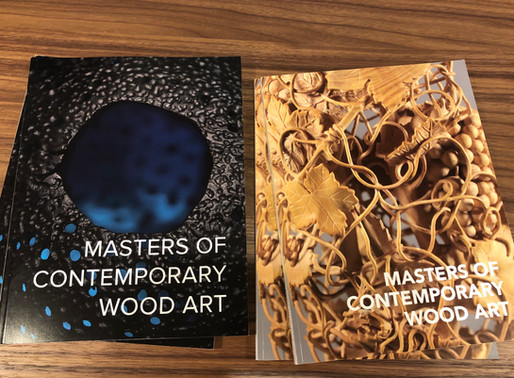 Masters of Contemporary Wood Art
