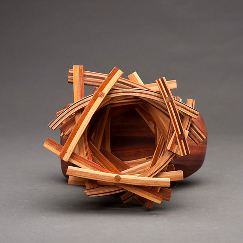 Volcano Basket