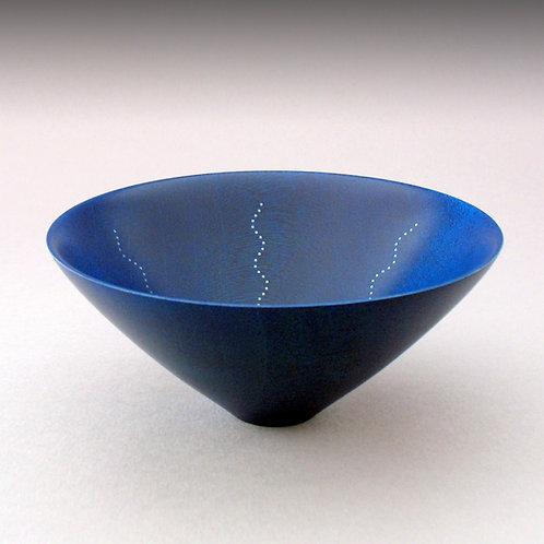 Inlaid Sycamore Bowl