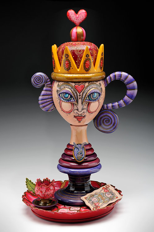 Queen of Hearts Tea Set