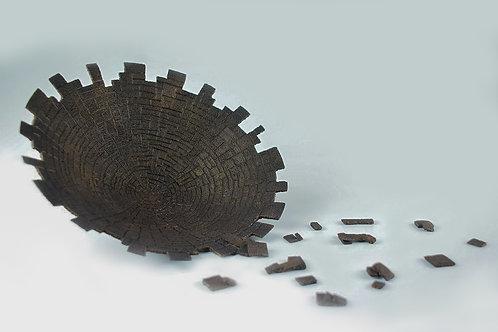 Brick Illusion bowl