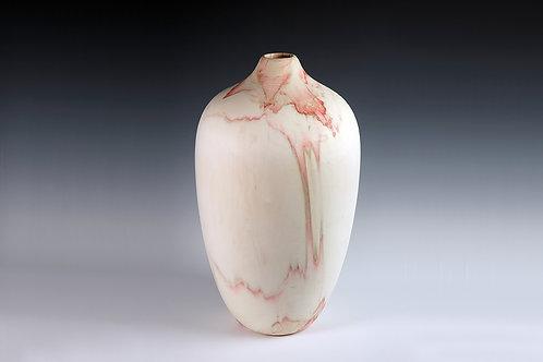 Bleached Box Elder Hollow Form