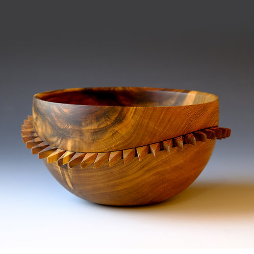 Spiky Wave Bowl