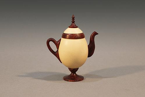 Golden Pheasant Teapot