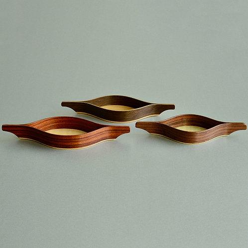 Three Small Decorative Trays