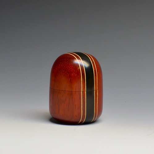 Double Lidded Box