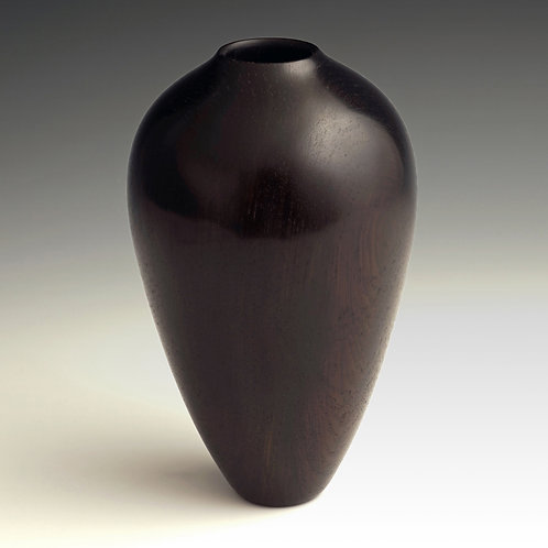 African Blackwood Hollow Form