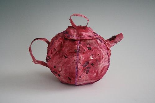 Spiked Raspberry Tea