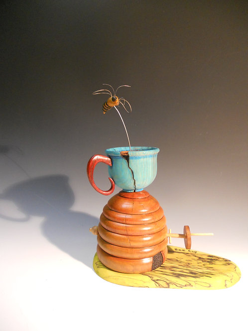 Bee Cup (automaton)