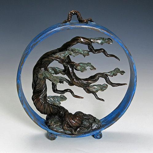 Cypress Ring Bronze
