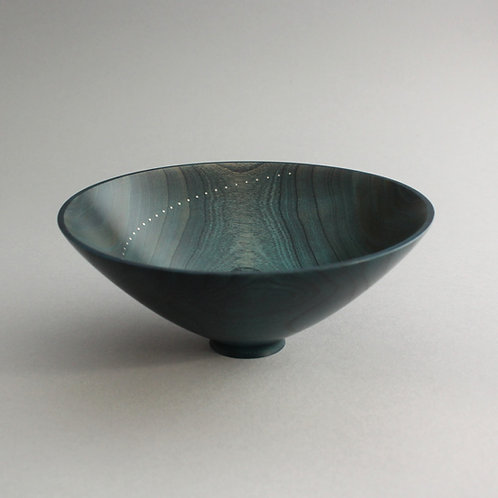 Inlaid Cherry Bowl