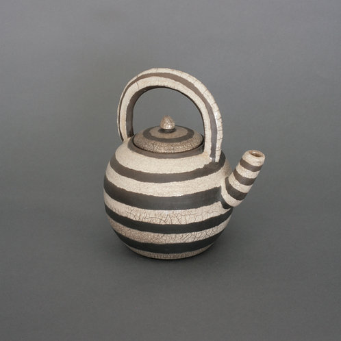 Banded Teapot