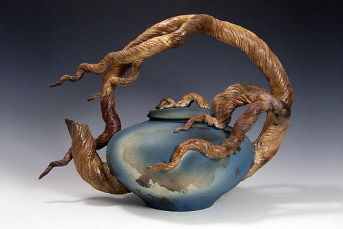 Arching Branch Teapot