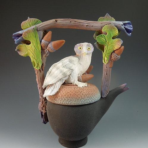 Snowy Owl Tea