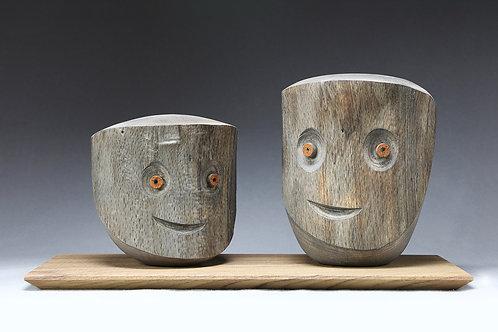 Cambium pair #04 (American oak story series)