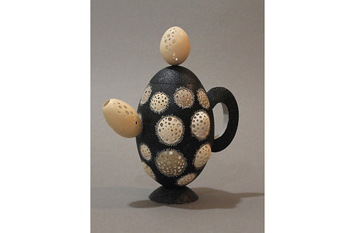 Art Teapot