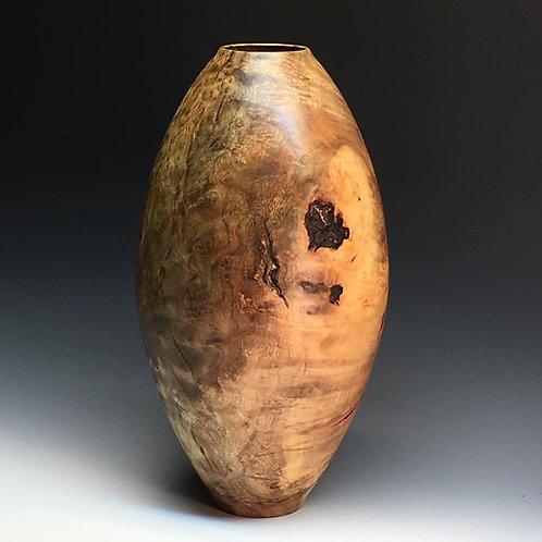 Madrone Burl Vase