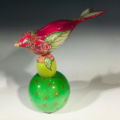 Flowerbird Rosie