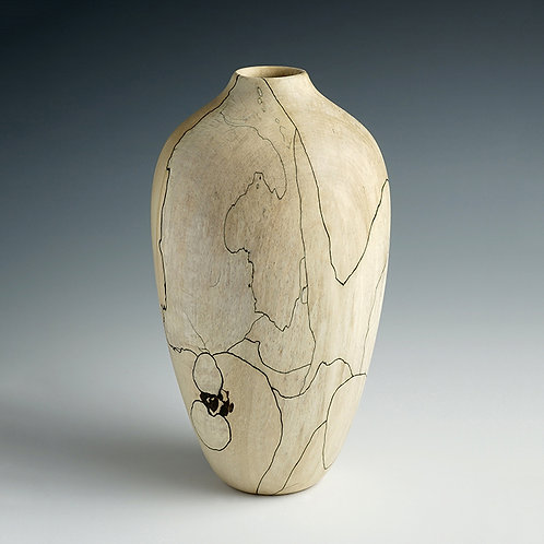 Big Leaf Maple Hollow Form