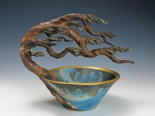 Cypress Flared Bowl