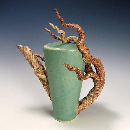 Tall Branch Teapot
