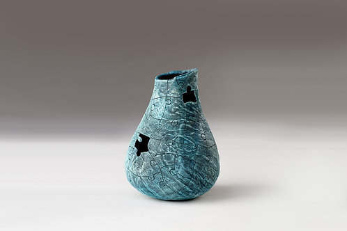Turquoise Pot 1