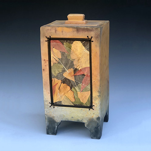 Tall Ginko Spirit Box