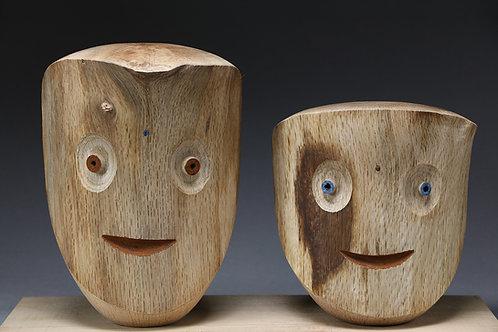 Cambium pair #03 - (American oak story series)