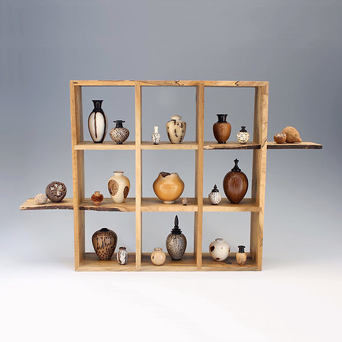 Miniature Nut and Seed Vessel Collection