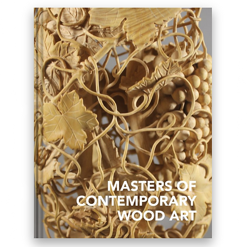Masters of Contemporary Wood Art, Volume 2