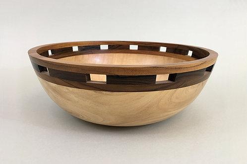 Rimmed Bowl 1