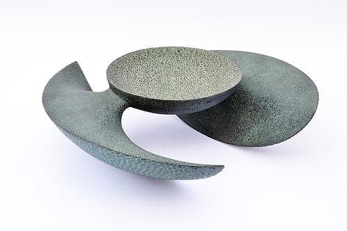 Asymmetric Bowl Form
